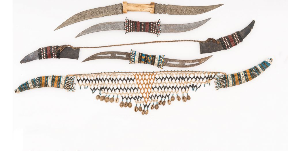 Tribal Art and Ethnographic Weaponry: Discovery Auction