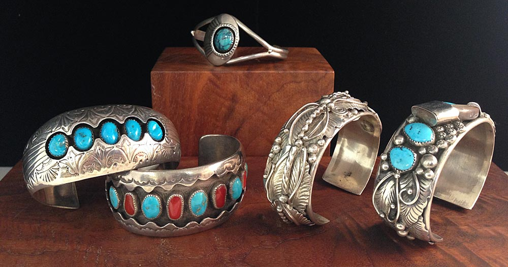 American Indian and Southwestern Jewelry: from the Estate of Lorraine Abell, NJ <br> Timed Bidsquare Auction<br>Bidding Opens November 10, 2016