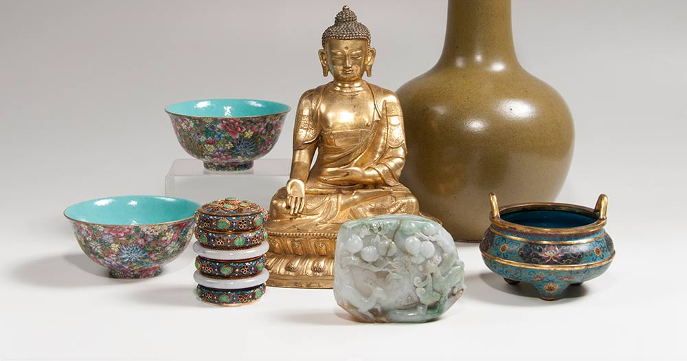 Asian Art: Discovery Auction