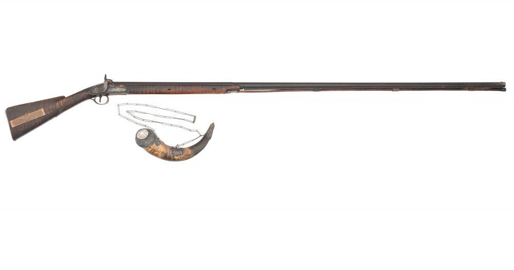 "John James Audubon's Favorite ""Long Tom"" Fowler Sells for $192,000"