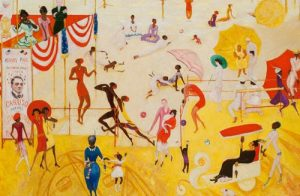 New York Times - A Prized Stettheimer Painting, Sold Under the Radar by a University