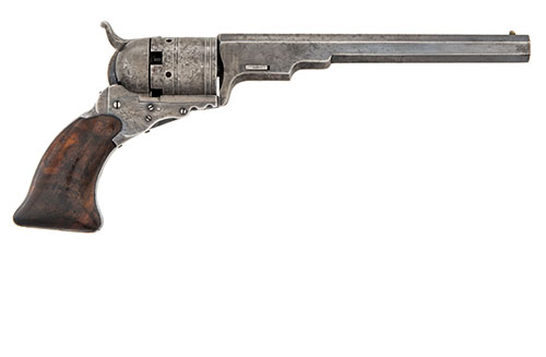No5 Holster Model 'Texas' Colt Paterson