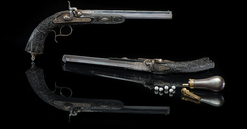 Historic Firearms and Early Militaria: Two-Day Live Salesroom Auction