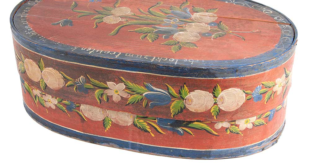 American Furniture, Folk and Decorative Arts: Session II