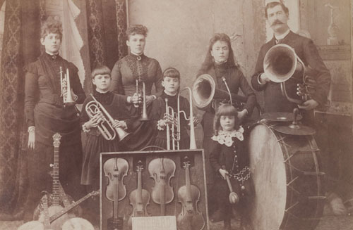 Shepard Family Concert Company