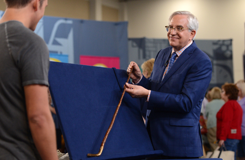 Wes Cowan Named Top 5 Antiques Roadshow Appraisers