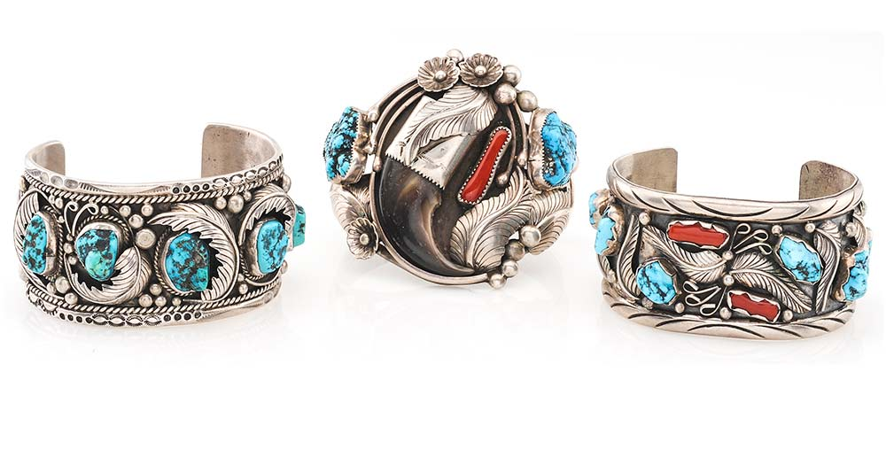American Indian Jewelry and Southwestern Art: Timed Bidsquare Auction