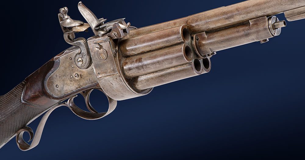 The Firearms Collection of Mark Aziz: Premier Auction