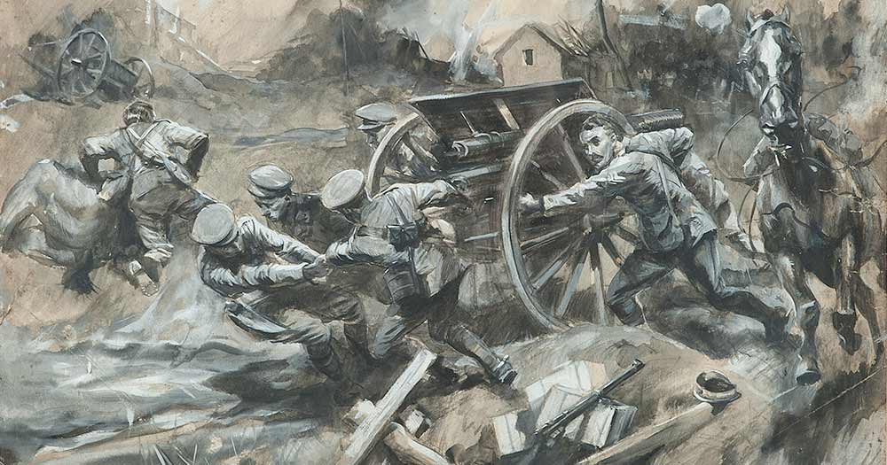 Fine Books: Live Online Auction<br><i>Including the Alan Culpin WWI Art Collection</i>
