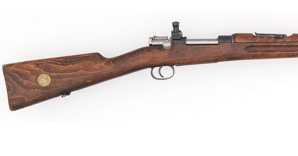 Firearms and Accoutrements: Salesroom Auction