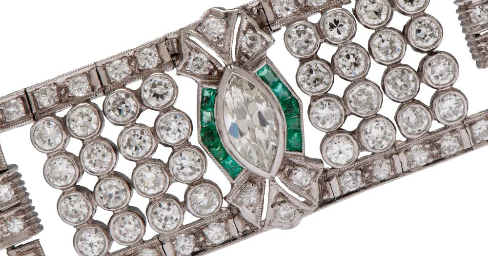 Fine Jewelry and Timepieces: Live Salesroom Auction