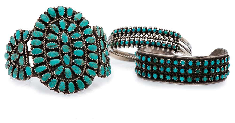 American Indian and Southwestern Jewelry