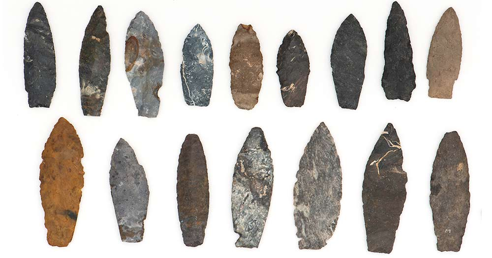 Prehistoric Artifacts: Timed Live Auctioneers Auction