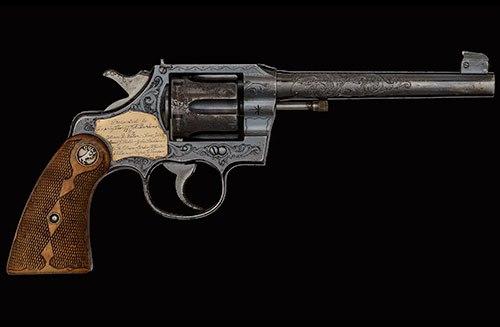 Historic Firearms and Militaria November Auction