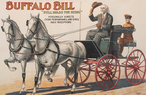 Buffalo Bill Cody Shines in November American History Auction