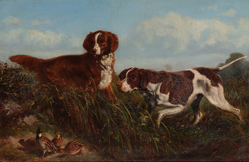 Paintings Lead the Way in Americana Auction
