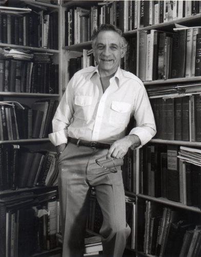 Norm Flayderman (1928-2013)