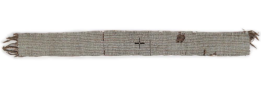 Huron - Wyandot Wampum Belt