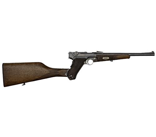 1902-1906 Transitional Luger Carbine