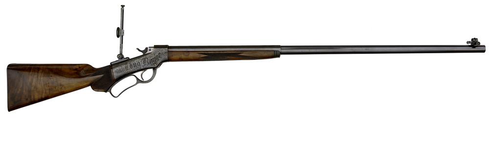 Marlin #7 A-1 Creedmoor Long Range Rifle