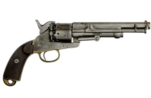Model 1859 Lemat Percussion Revolver
