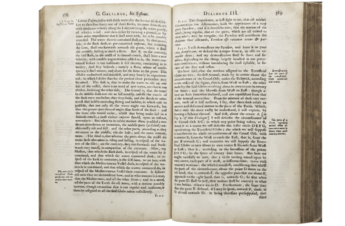 Mathematical Collections and Translations, Galileo and Thos. Salusbury