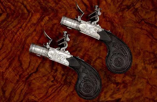 May Firearms Auction Features Rarest of the Rare