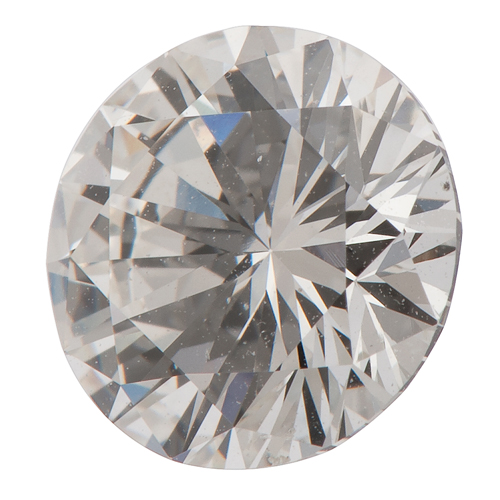 G.I.A. Certified 1.46 Carat Round Brilliant Cut Diamond