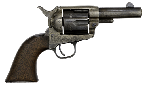 Colt SA Sheriffs Model