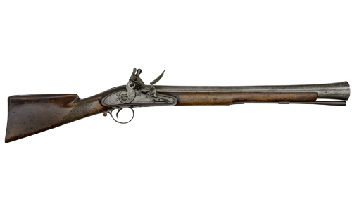 Flintlock Blunderbuss By Armstrong