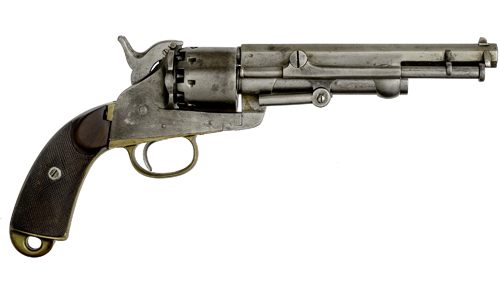 Model 1859 Lemat Percussion Revolver