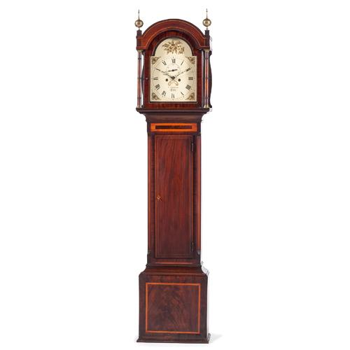 Charles Frankcom Tall Case Clock