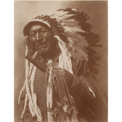 Julia Tuell Collection of Northern Cheyenne Photographs