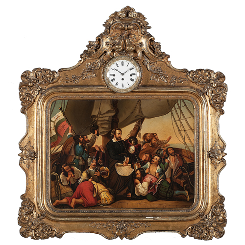Musical Picture Clock