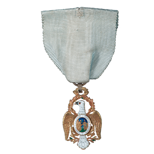 Society of the Cincinnati Membership Badge