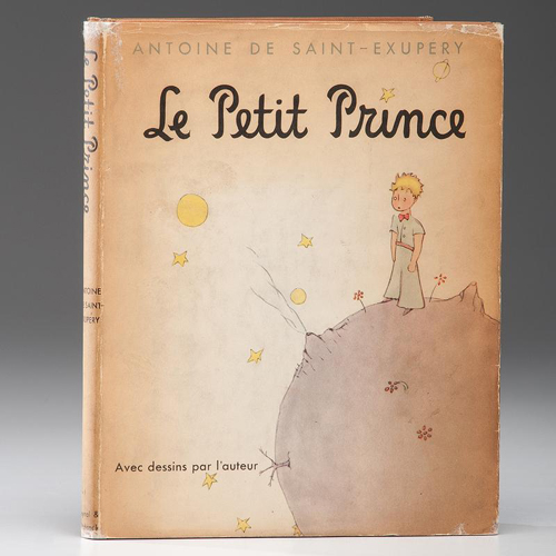 Literature - The Little Prince - Signed/Limited First French Edition, 1943; #61 of 260
