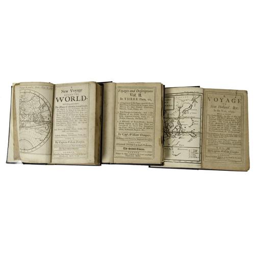 Exploration and Travel - William Dampier, Circumnavigator - Australian Exploration