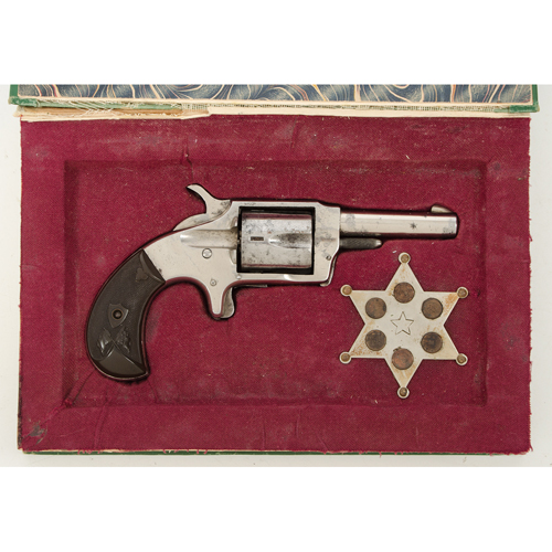 Book Casing of Excelsior Revolver