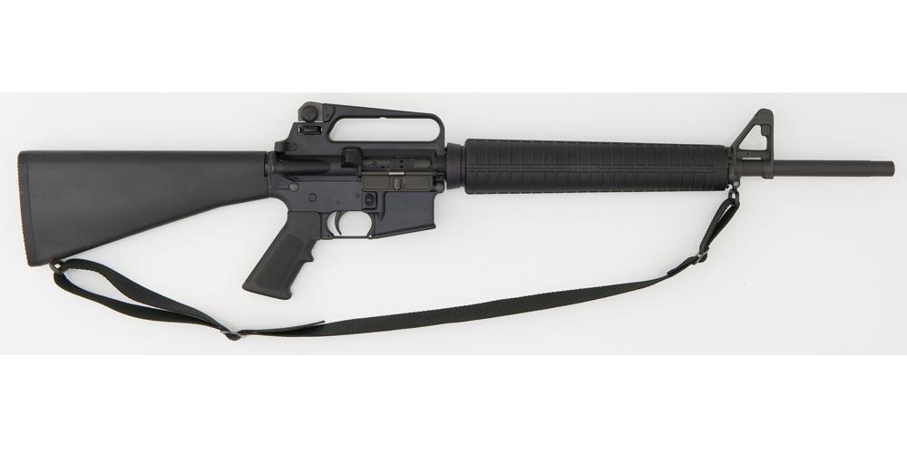 Colt Match Target HBAR Rifle