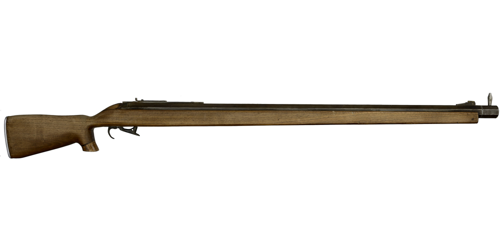 Heavy Percussion Bench Rifle