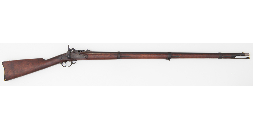 U.S. M1861 Parker Snow Contract Rifle with Miller Conversion