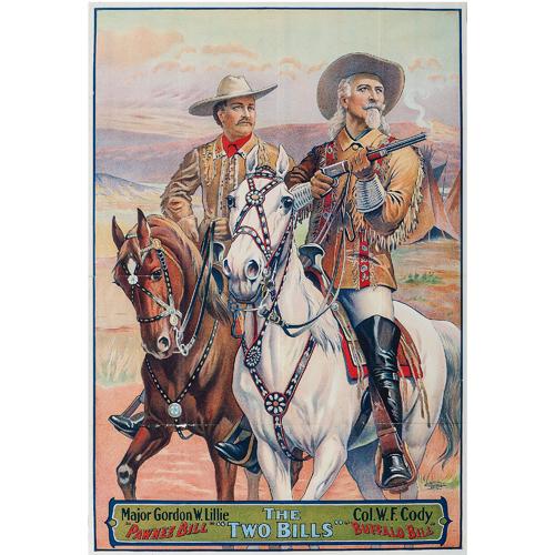 Buffalo Bill and Pawnee Bill, The