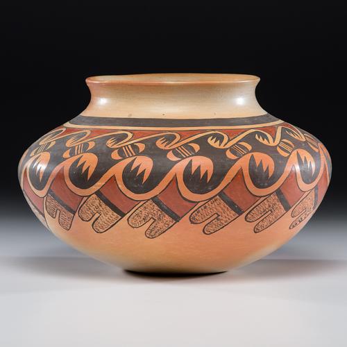 Fanny Nampeyo (Hopi, 1900-1987) Pottery Jar