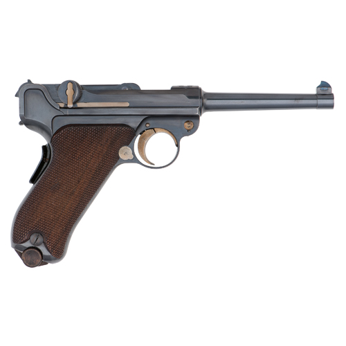 1900 Swiss Luger