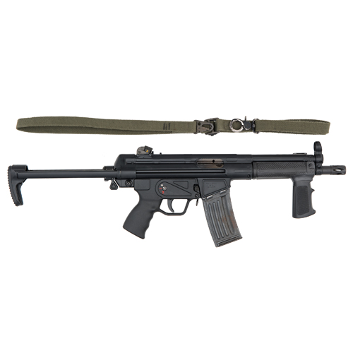 HK 53 Machinegun
