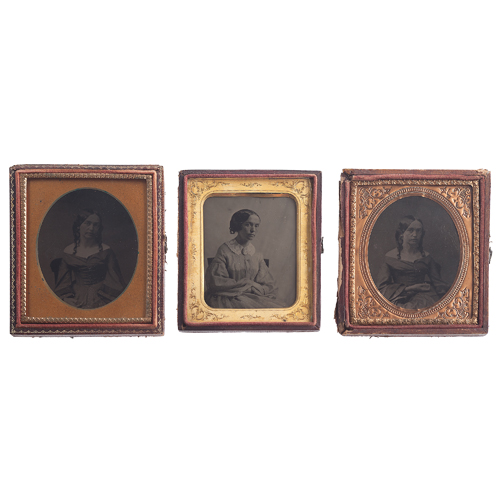 Photographic Pioneer Hamilton Lanphere Smith, Best Known for Patenting the Tintype, Personal Photograph Collection