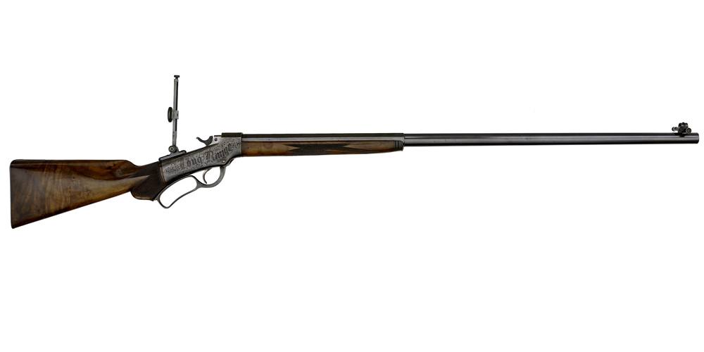 Marlin #7 A-1 Creedmoor Long Range Rifle