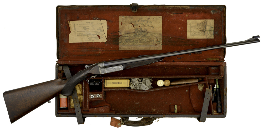 Rigby Double Rifle