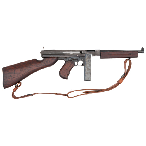 Thompson Submachine Gun By Auto Ordnance