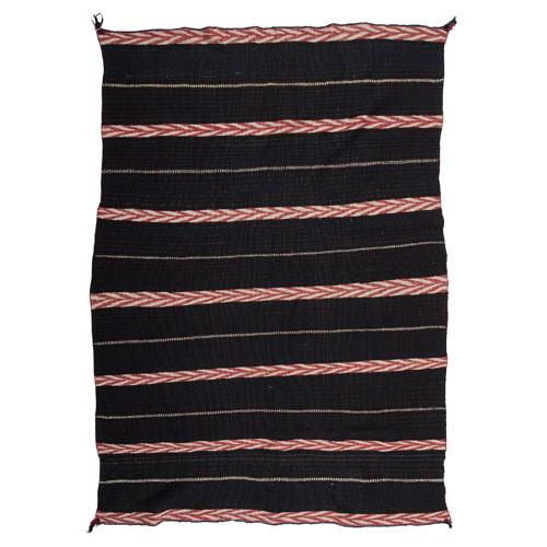 Navajo Moki-Style Weaving